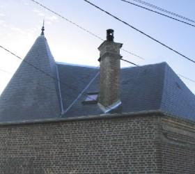 detail toit ardoises de 1er choix